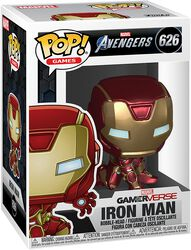Iron Man Vinyl Figure 626