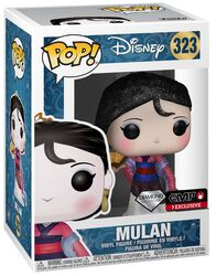 Mulan (Diamond Collection- Glitter) - Vinyl Figure 323