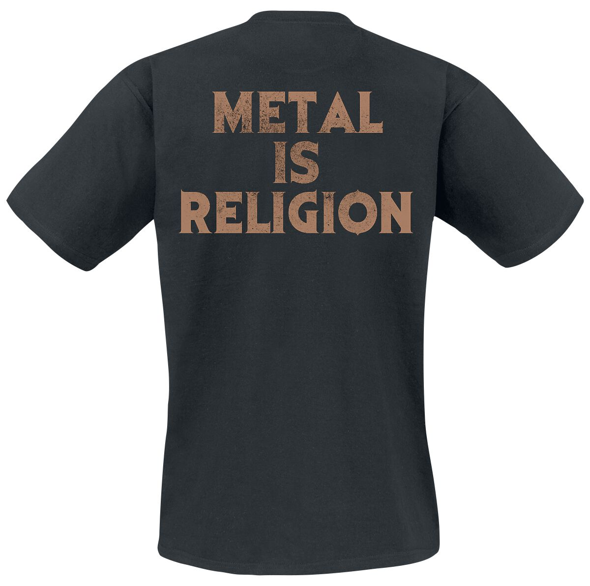 2b2b1317 Vade Satana - Metal Is Religion   Powerwolf T-Shirt   EMP