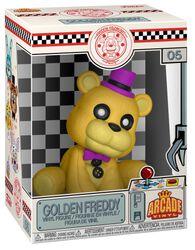 Arcade Vinyl - Golden Freddy Vinyl Figure 05