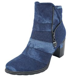 Jeans-Look Boots