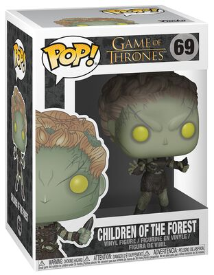 Children Of The Forest Vinyl Figure 69