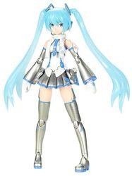 Frame Arms Girl Plastic Model Kit Snow Miku