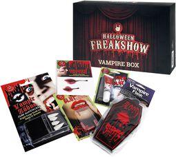 Halloween Freakshow Vampire Box