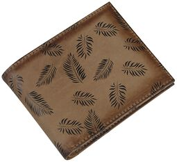 Leather Wallets Leaves