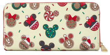 Loungefly - Mickey & Minnie Christmas Cookies
