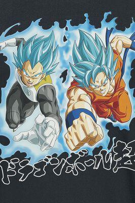 Super - Goku & Vegeta