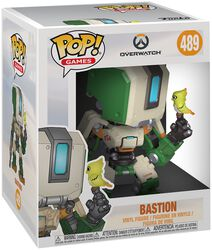 Bastion (Oversized) Vinyl Figure 489