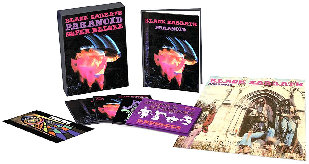 Paranoid (50th Anniversary Edition)