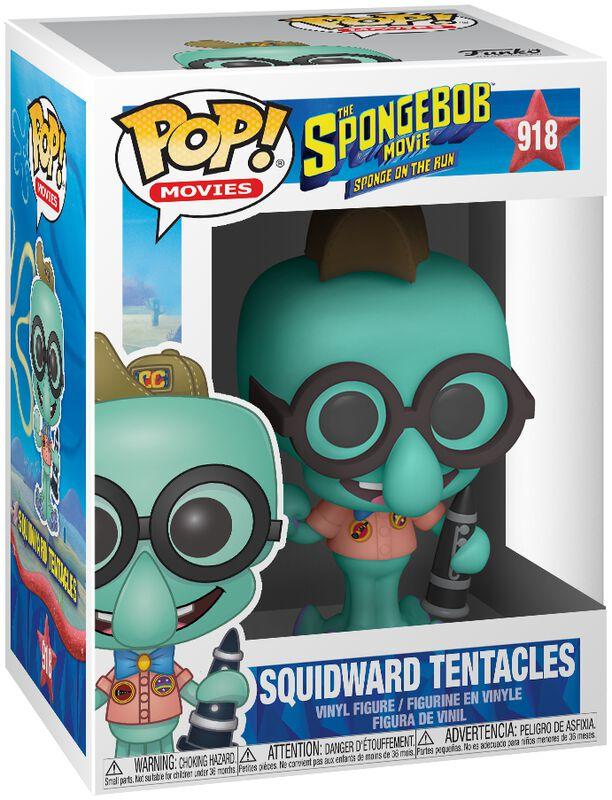 Squidward Tentacles Vinyl Figure 918