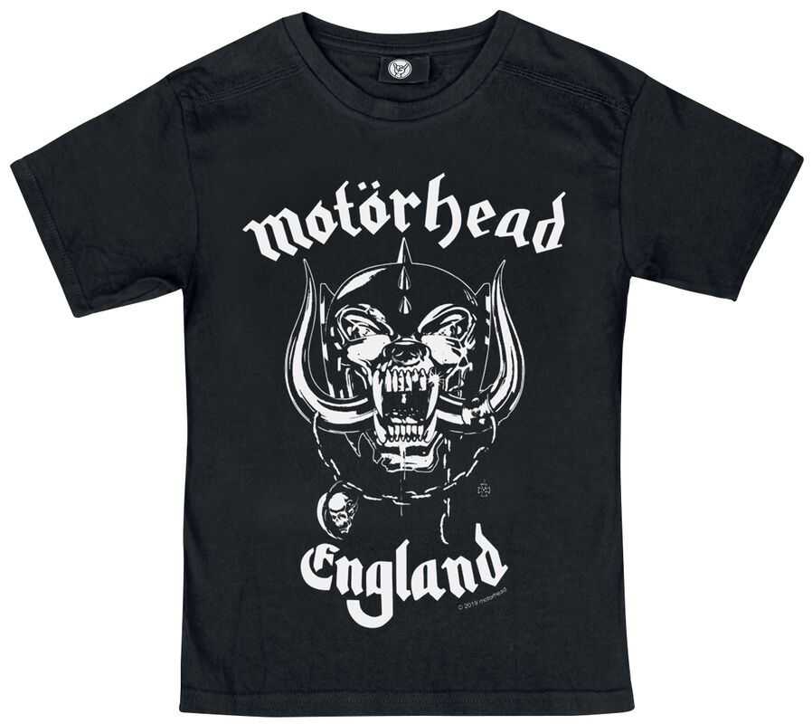 Metal-Kids - England Kids