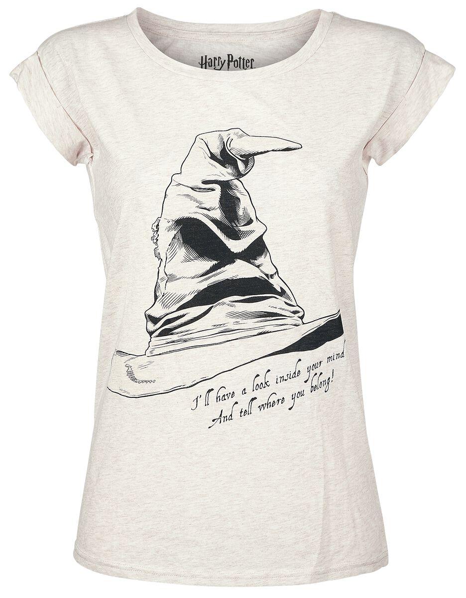 797a613bcb9ce The Sorting Hat - Ravenclaw UV   Harry Potter T-Shirt   EMP