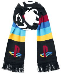 Big Logo Knitted Scarf