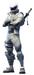 Overtaker Action Figure