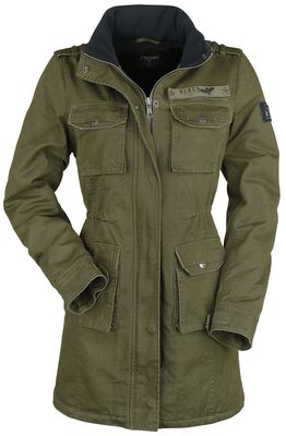 Ladies Field Jacket