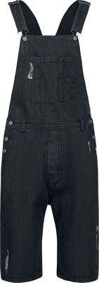 Denim Short Dungaree