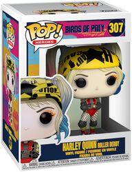 Harley Quinn Roller Derby Vinyl Figure 307