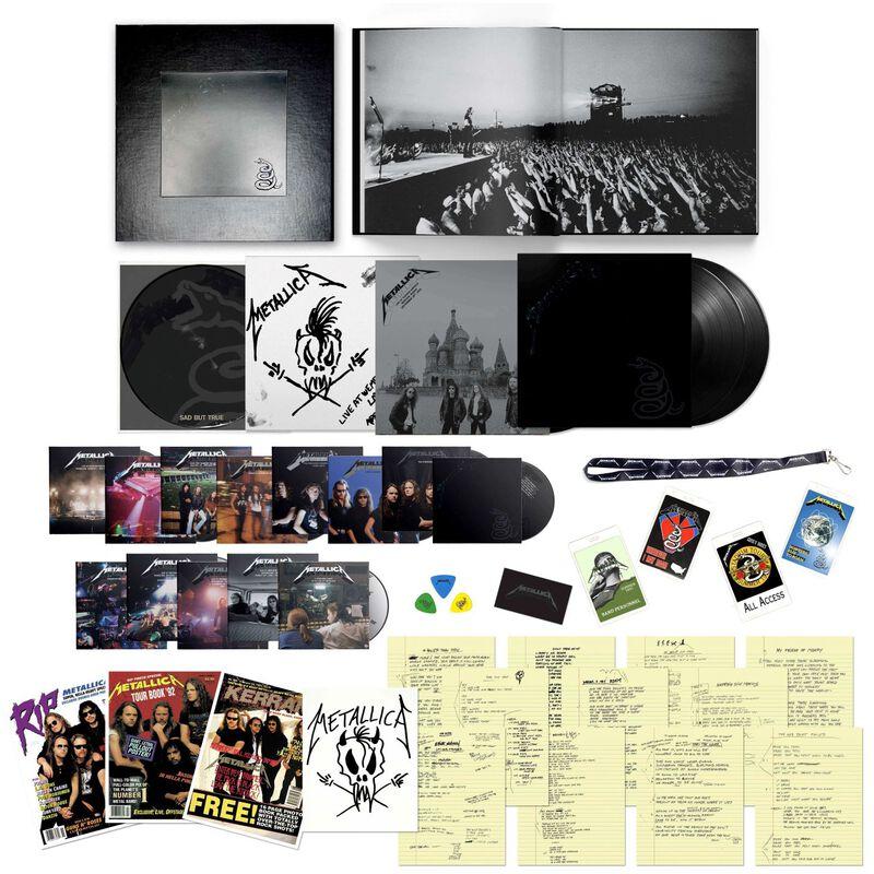 Metallica (Black album)