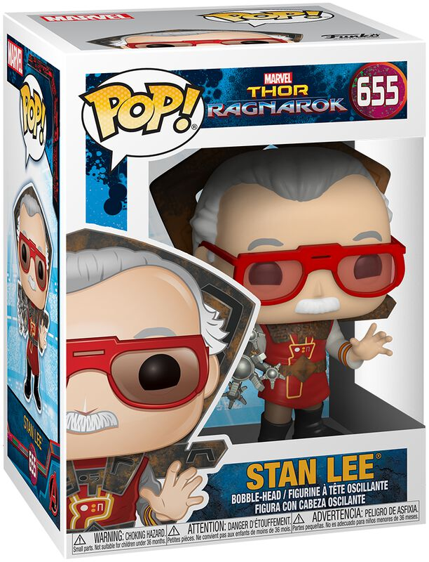 Stan Lee Vinyl Figure 655