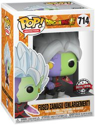 Super - Fused Zamasu (Enlargement) Vinyl Figure 714
