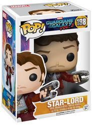 2 - Star-Lord Vinyl Figure 198 (Chase Edition Possible)