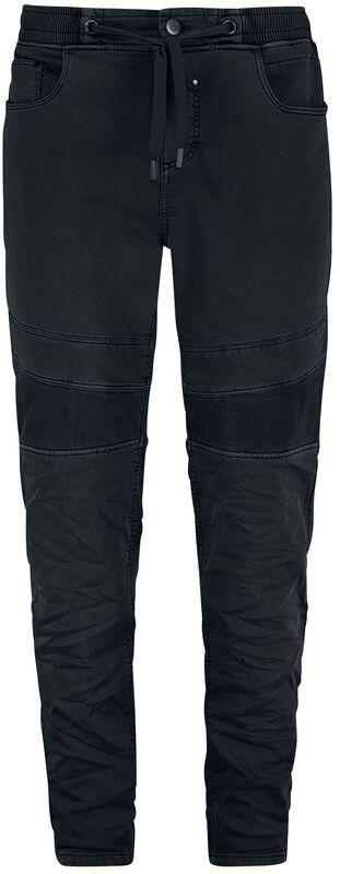 Cuff Leg Trousers