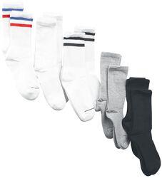 Sporty Socks 10-Pack