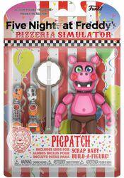 Pizza Simulator - Pigpatch Action Figure