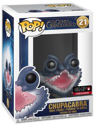 The Crimes of Grindelwald - Chupacabra Vinyl Figure 21