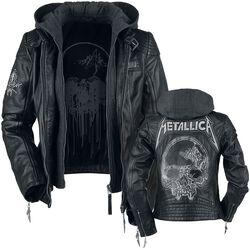 62334fa884d Cascha LAMOV Gipsy Leather Jacket. EMP Signature Collection