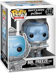 Batman and Robin - Mr. Freeze Vinyl Figure 342