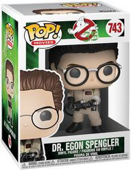 Dr. Egon Spengler Vinyl Figure 743