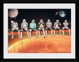 Stormtroopers on a Girder