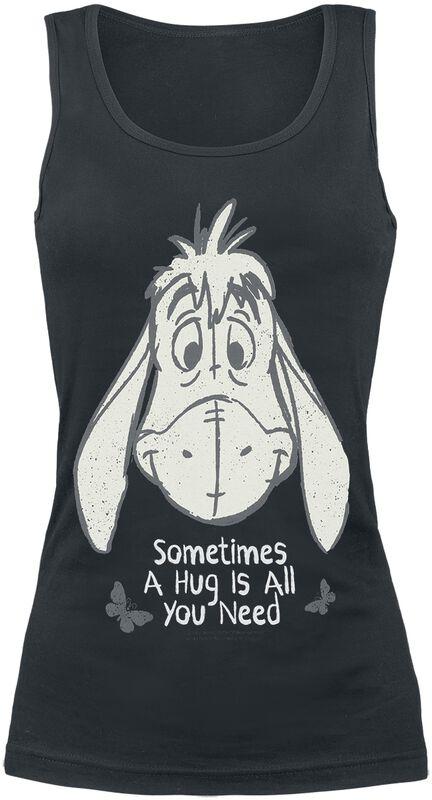 Winnie The Pooh Eeyore - Hug