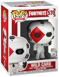 Wild Card (Diamond) Vinyl Figure 570