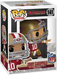 San Francisco 49ers - Jimmy Garoppolo Vinyl Figure 141