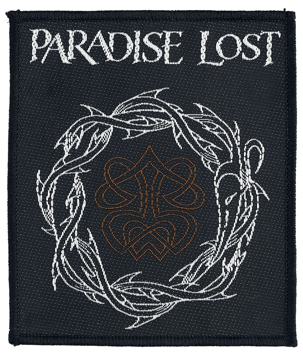 Crown Of Thorns Paradise Lost Patch Emp