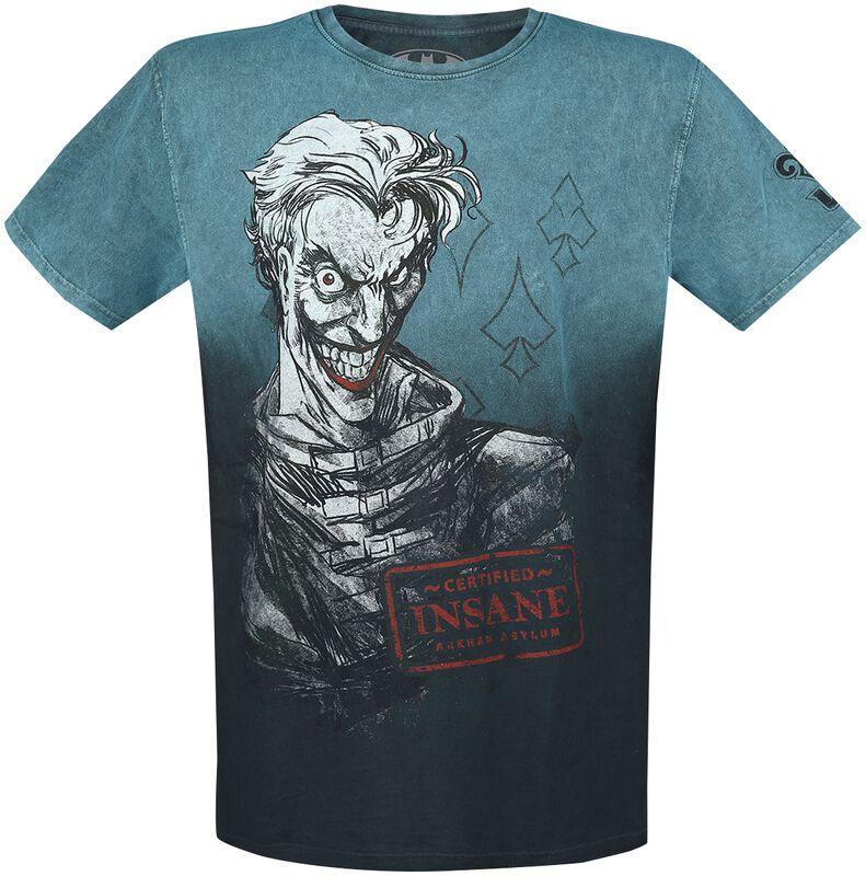 The Joker - Certified Insane