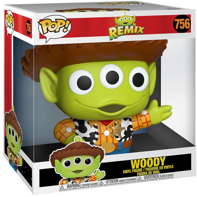 Alien As Woody - (Life Size) Vinyl Figure 756