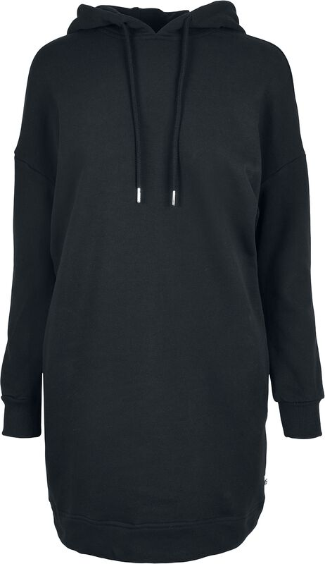 Ladies Organic Oversized Terry Hoody Dress