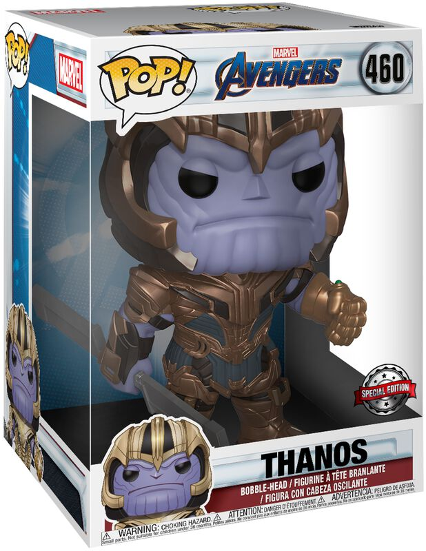 Endgame - Thanos (Jumbo Pop!) Vinyl Figure 460