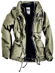 Ladies Army Field Jacket