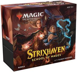 Strixhaven: School Of Mages - Bundle