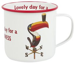 Toucan - Enamel Mug