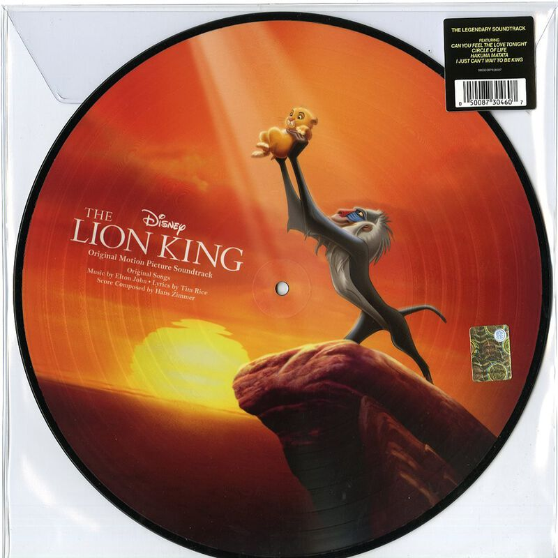 The Lion King O.S.T.