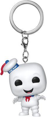 Stay Puft Pop! Keychain