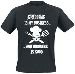 Grilling Is My Business...