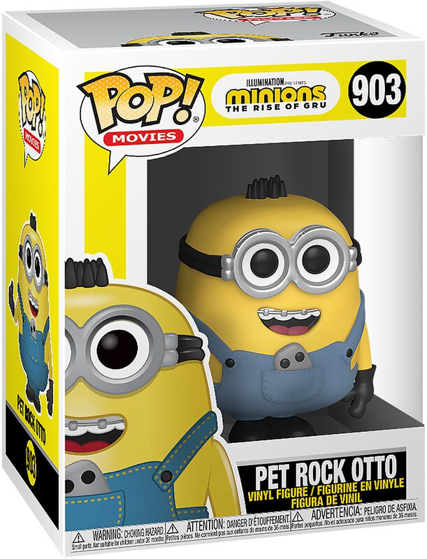 2 - Pet Rock Otto Vinyl Figure 903