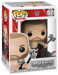 Triple H (Skull King) (Chase Edition Possible) Vinyl Figure 52