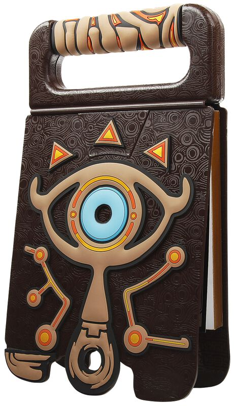 Breath Of The Wild - Sheikah - Sketchbook
